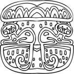 Mayan Sticker 27