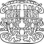 Mayan Sticker 37