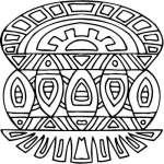 Mayan Sticker 40