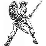Viking Sticker 17