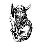 Viking Sticker 4