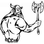 Viking Sticker 55