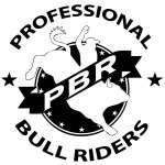 PBR Bull Rider Sticker