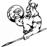 Viking Sticker 82