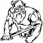 Viking Sticker 89