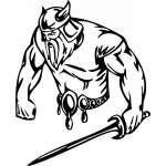 Viking Sticker 96
