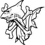 Shark Sticker 79