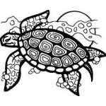 Turtle Sticker 16