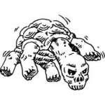 Turtle Sticker 17