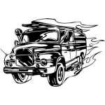 Special Vehicle Sticker 6