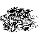 Special Vehicle Sticker 8