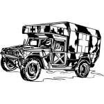 Special Vehicle Sticker 11