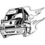 Special Vehicle Sticker 12