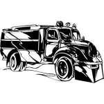 Special Vehicle Sticker 40