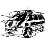 Special Vehicle Sticker 69