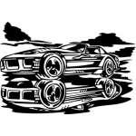 Street Racing Sticker 2