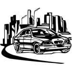 Street Racing Sticker 8