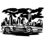 Street Racing Sticker 10