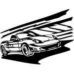 Street Racing Sticker 11
