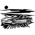 Street Racing Sticker 12