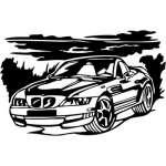 Street Racing Sticker 16