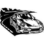 Street Racing Sticker 62