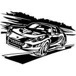 Street Racing Sticker 69