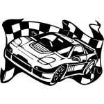 Street Racing Sticker 102