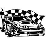 Street Racing Sticker 103