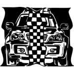 Street Racing Sticker 112