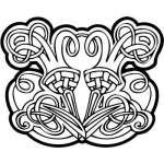 Celtic Sticker 28