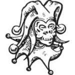 Jester Sticker 27