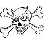 Demon Sticker 139