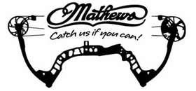 Mathews Bow Sticker
