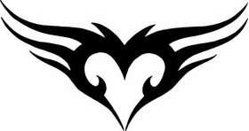 Heart Sticker 111
