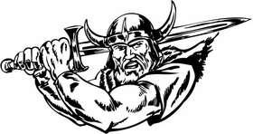 Viking Sticker 25