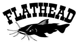 Flathead Catfish Sticker