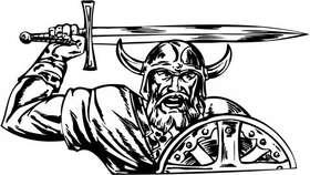 Viking Sticker 49