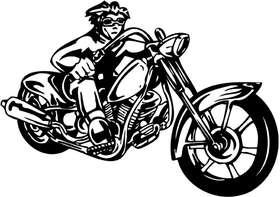Sportbike Sticker