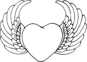 Heart Sticker 296
