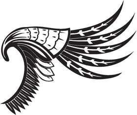 Wing Sticker 155