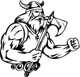Viking Sticker 63