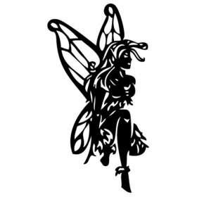 Fairy 7 Sticker
