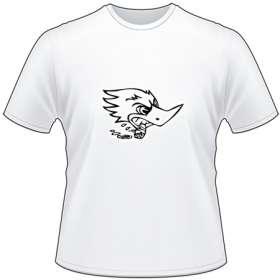 Racing Cigar Duck T-Shirt