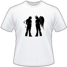 Angel Devil Boys T-Shirt