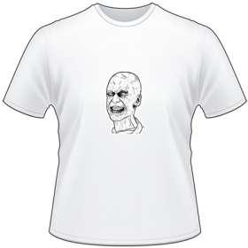 Zombie Head T-Shirt 2