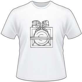 Instrument T-Shirt 19
