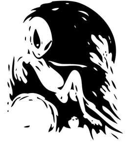 Alien Sticker 27