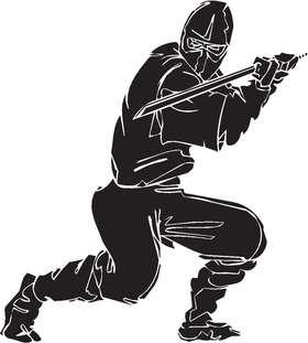 Ninja Sticker 13