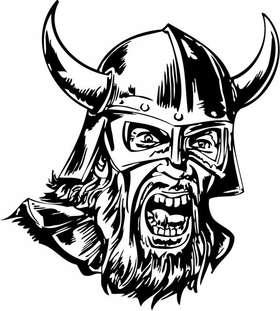 Viking Sticker